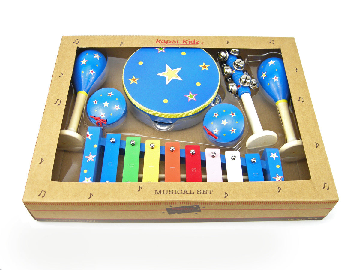 Star Musical Set 7piece