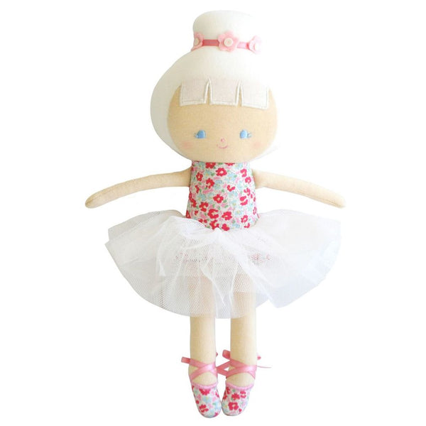 Baby Ballerina Doll | Sweet Floral