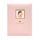 Sweet Welcome Baby Book | Pink