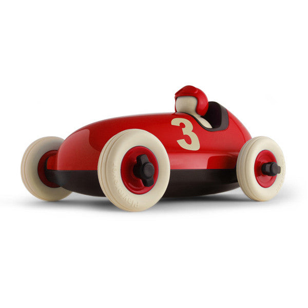 Bruno Racing Car Red