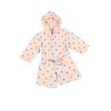 Dressing Gown | Pink Polkadot - SALE