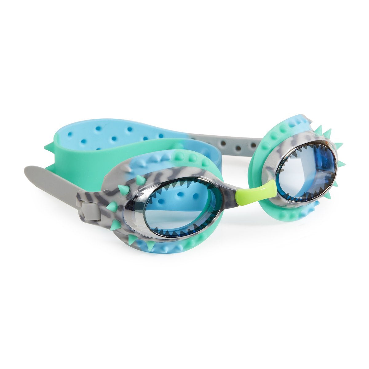 Goggles Prehistoric Times | Raptor Blue Grey