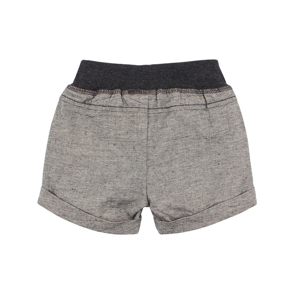 Go West Woven Shorts | Dark Grey - SALE