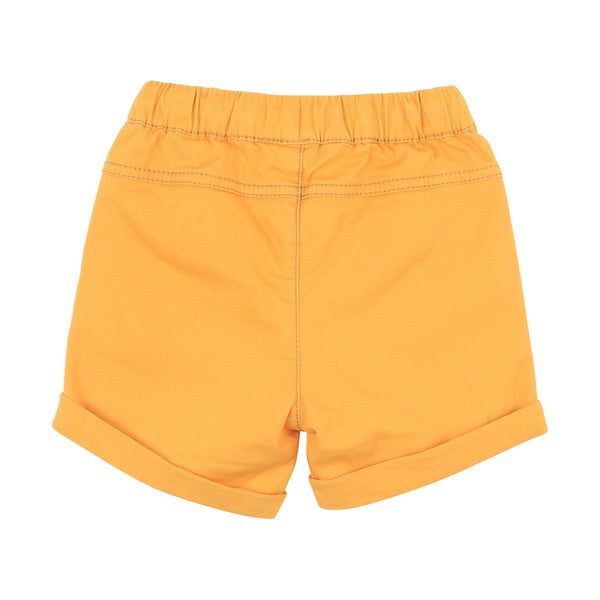 Painter Pull On Shorts | Golden - SALE