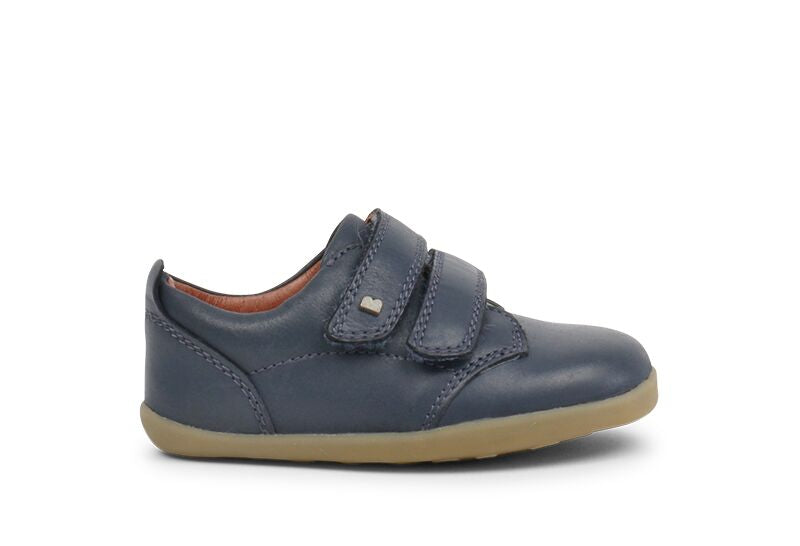 Step Up Port Shoe | Navy - SALE