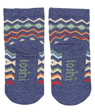 Organic Baby Socks | Midnight