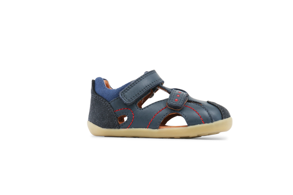 Step Up Chase Sandal | Navy