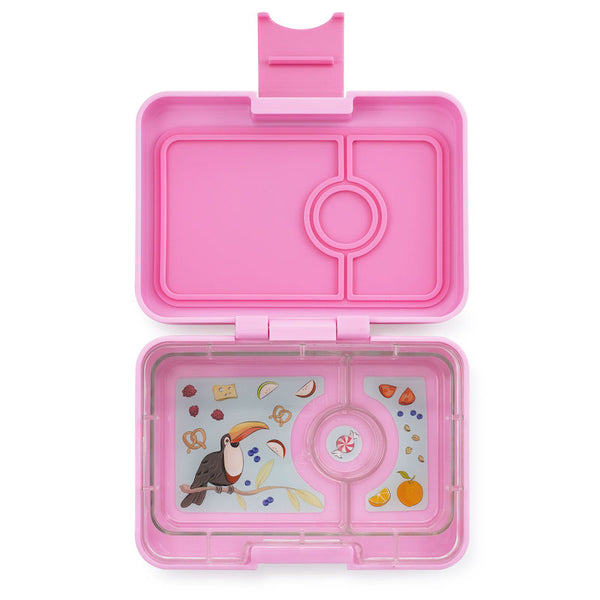 Mini Snack Bento Box | Stardust Pink