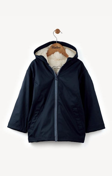 Sherpa Jacket | True Navy