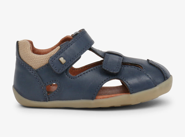 Step Up Chase Sandal | Navy - SALE
