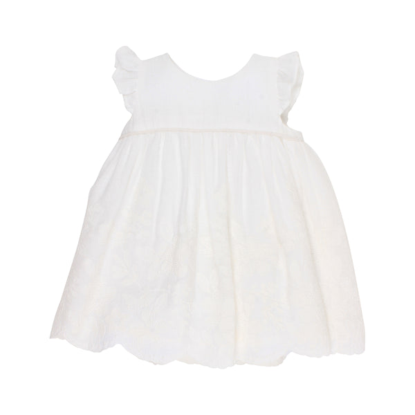 Maia Dress | Cloud