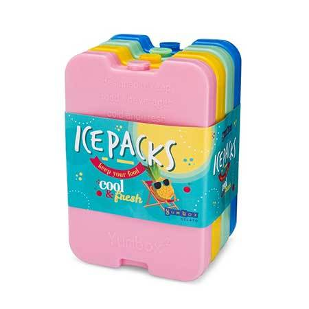 Ice Pack - 4Pc Set