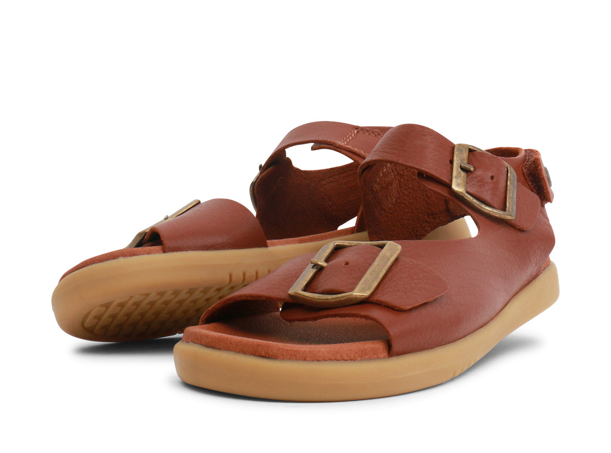 Kid+ Soul Sandal | Chestnut