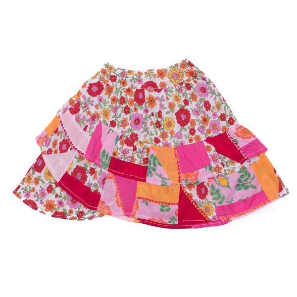 Bambi Mini Skirt | Dogwood Patchwork and Hand Stitch