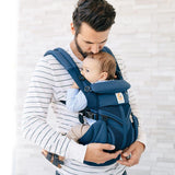 Omni 360 Baby Carrier | Cool Air Mesh |  Midnight