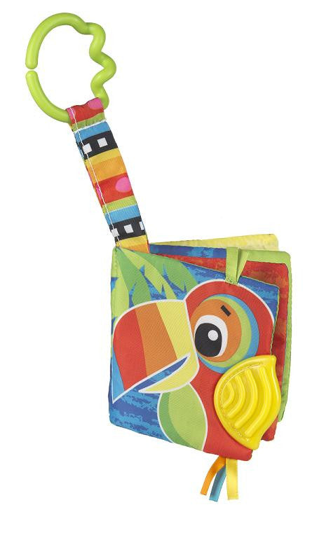 Jazzy Jungley Teether Book