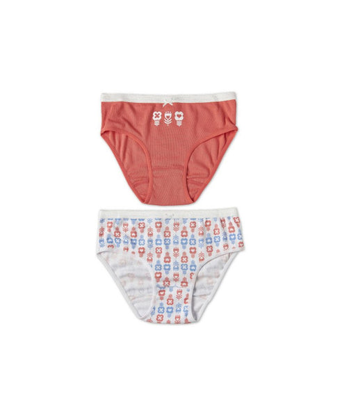 Girls Undies 2Pack | Holland