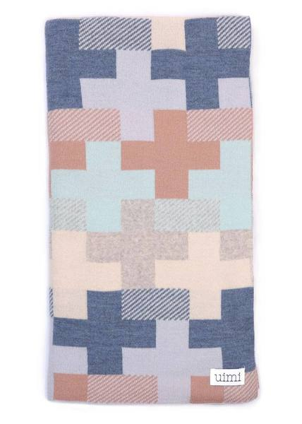 Max Merino Bassinet Blanket | Tea