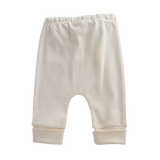 Drawstring Pants | Natural