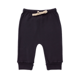 Drawstring Pants | Navy
