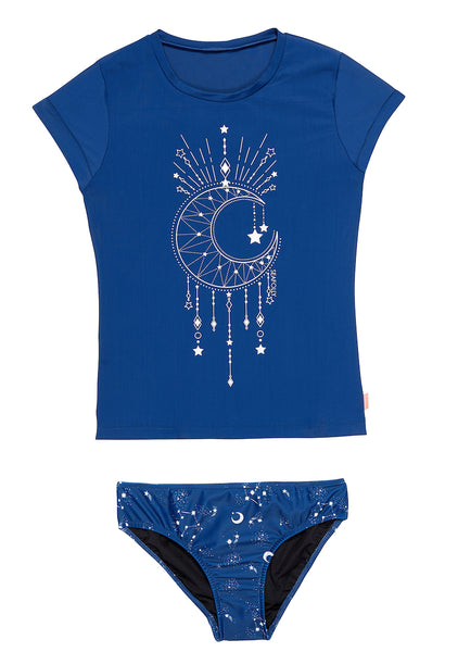 S/S Surf Set | Galaxy Blue