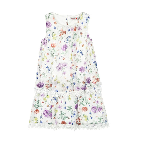 Chiffon Dress | Floral - SALE