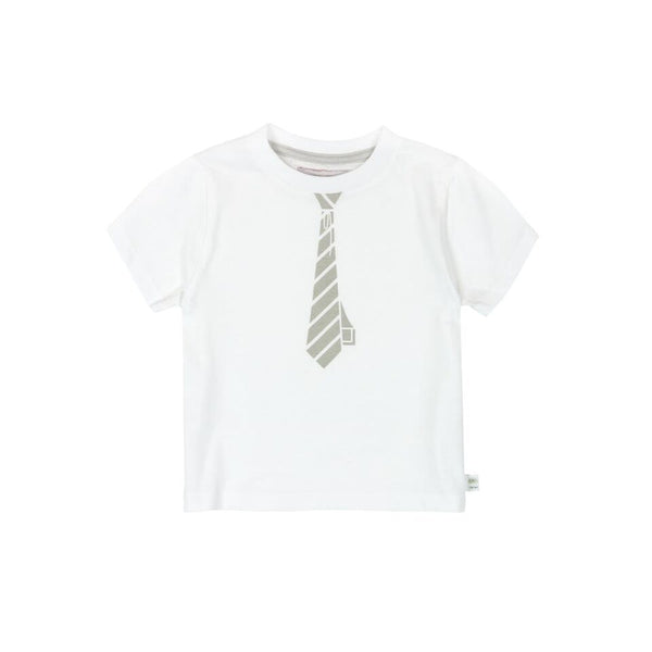 Tee Shirt | Printed Tie - SALE
