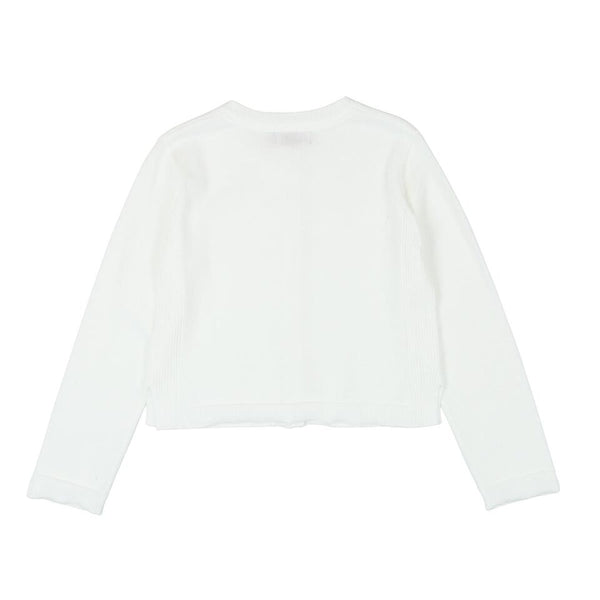 Cardigan | White Shimmer - SALE