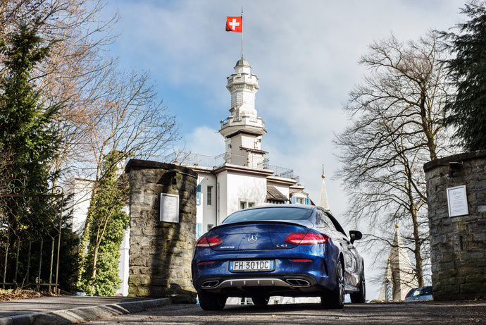 Road to Geneva Day 1: the magic of Lucerne and Château Gütsch