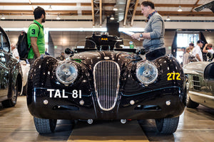 2017 Mille Miglia: JD Classics and the teams wearing The Outlierman