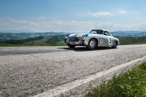 2017 Mille Miglia: Italian landscapes and legendary cars for the record setting edition