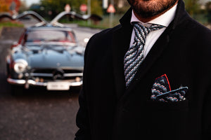 Pocket squares: details that have always (hand)made the difference