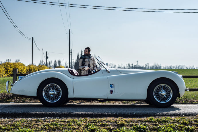 <p>The Rallyscope: <br>relive the charm of historic racing</p>