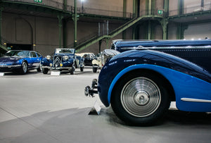 <p>Paris Rétromobile: <br>7 queens from Bonhams, RM Sotheby's and Artcurial auctions</p>