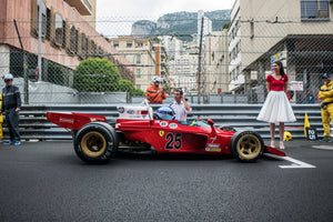<p>Grand Prix de Monaco Historique: relived, <br>not recalled.</p>