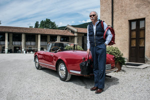<p>6000 + 1000 Miglia: <br>from Mexico to Italy <br>to follow a dream</p>
