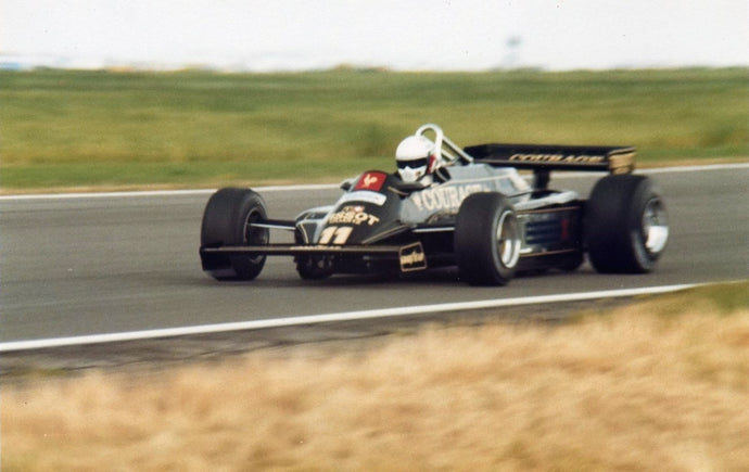 Driving Legends: Elio De Angelis, the last Gentleman Driver