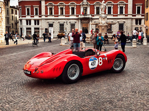 The Gentleman Driver's Diary: Mille Miglia 2016