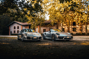 <p>Car Tales: <br>Porsche and Turbo, <br>the perfect combination.</p>