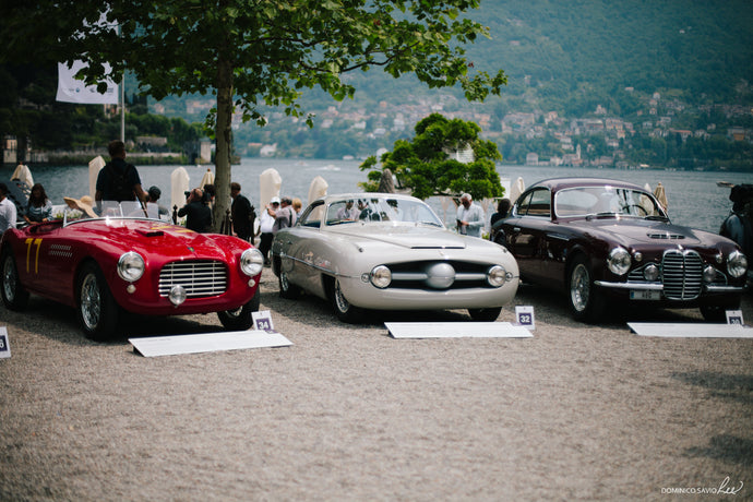 Our 5 dream cars from the Concorso d'Eleganza Villa d'Este 2019