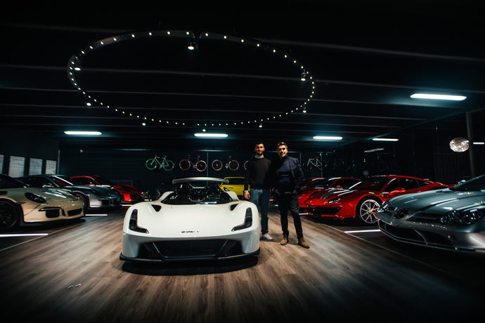 Inside the Collector's garage: a three-generation passion