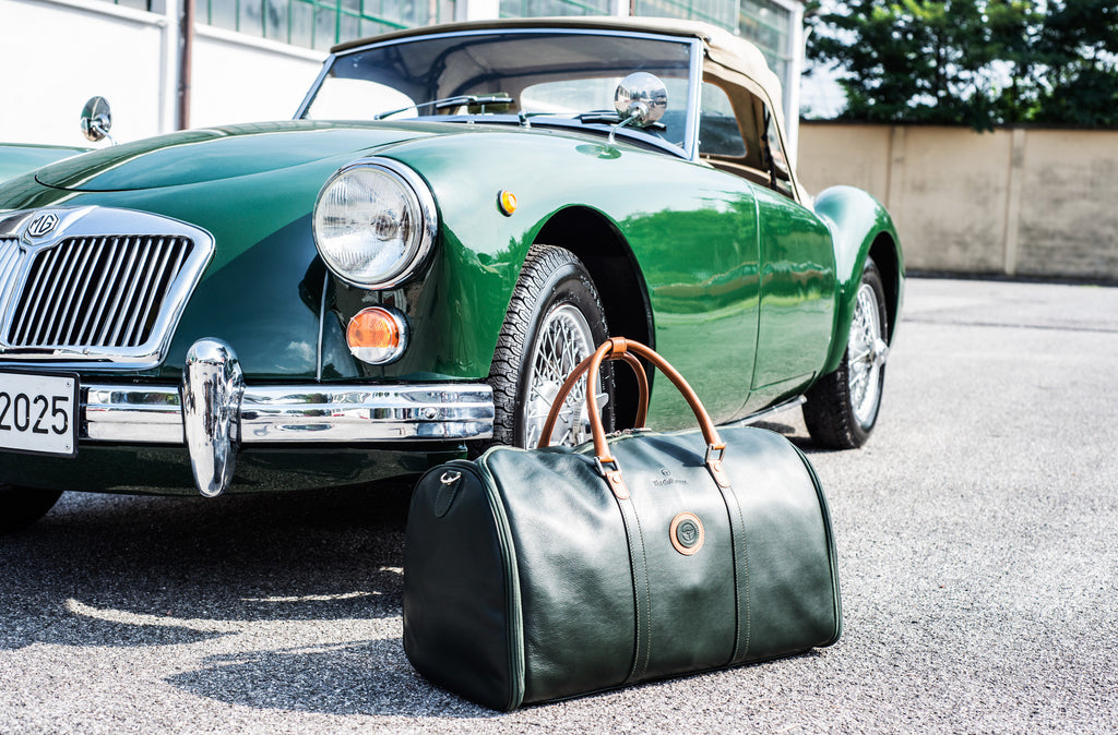 COLOR INSPIRATIONS: HOW BRITISH RACING GREEN INFLUENCED SPORT TRIUMPHS AND EXCLUSIVE STYLE, Photo Courtesy of Federico Bajetti for The Outlierman © 2017