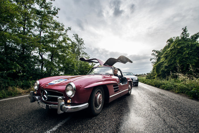 Mercedes-Benz 300 SL: Gullwing is the new Best of Show to celebrate