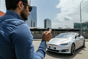 <p>Test Drive Tesla: <br>five reasons to praise the Model S</p>
