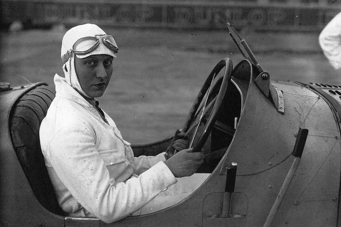Lady Driver: 7 legends of women's motoring