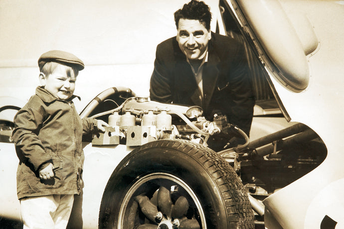 <p>Racing Legends: <br>John Cooper</p>