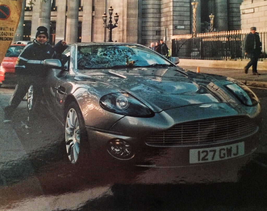 The Gentleman Drivers Diary Aston Martin Growing Up Dreaming