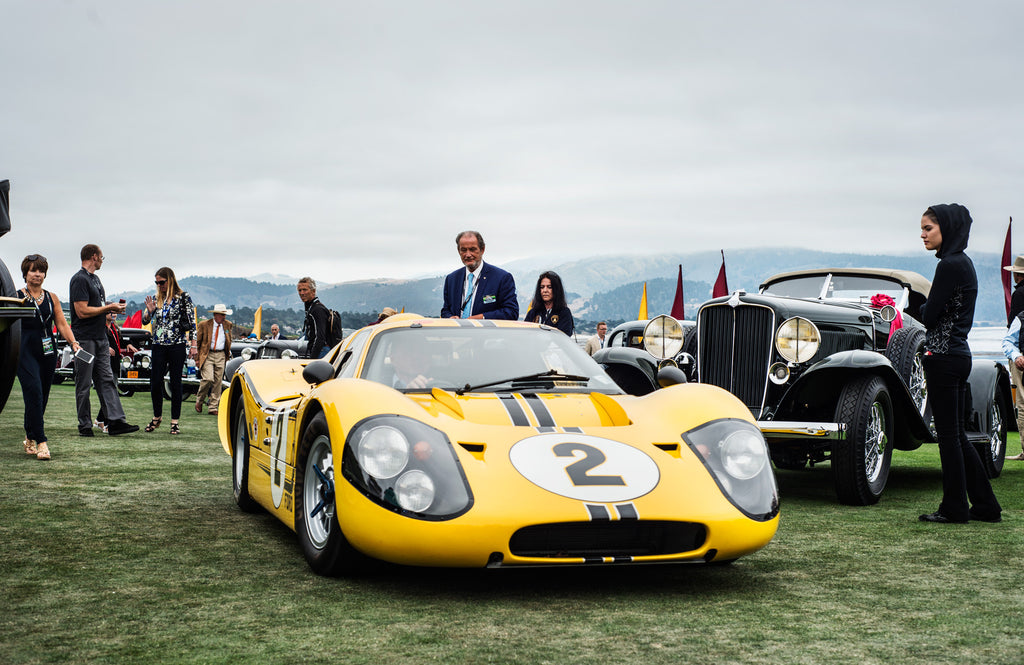 from the origins of ferrari to style details yellow is a state of