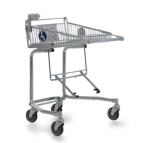 90 Litre Wanzl Wheelchair Shopper
