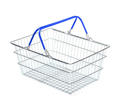 19 Litre Wire Basket